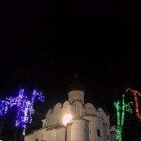 Храм в канун Рождества... :: BoxerMak Mak