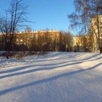 В Москве - рождественские морозы Img_9333 :: Андрей Лукьянов