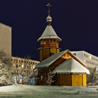 Церковь :: Oleg Akulinushkin