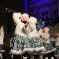 русские зимы - народные танцы :: Александра Евдокимова