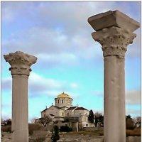 Два храма... :: Кай-8 (Ярослав) Забелин