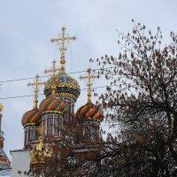 Рождество на Рождественнской :: Виктор Калабухов