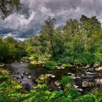 река Железка, Урал :: Борис Соловьев