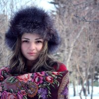 Русская Зима :: Ася Леус