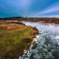 Рыбаки и мороз :: Игорь Вишняков