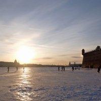 А не погулять ли нам по льду..) :: tipchik