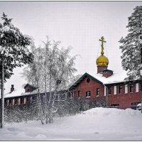 День перед Рождеством :: Василий Хорошев