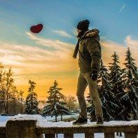 вслед за любовью :: Наталия Квас