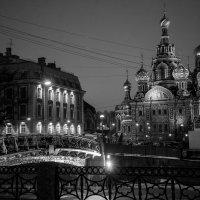 Спас на крови. Санкт Петербург :: Aleksandr Zubarev