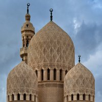Александрийская мечеть :: Евгений Печенин