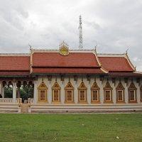 Лаос. Вьентьян. Храм :: Владимир Шибинский