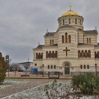 Церковь в Херсонесе :: Вадим Снятков