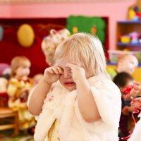 ТО чувство, когда дети плачут.... :: Ксения Заводчикова