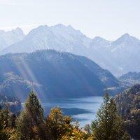 Австрийские пейзажи :: Дарья Мерзлякова