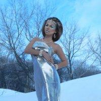 Зимняя принцесса :: Ольга Нестерук
