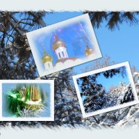 Рождественская открытка... :: Тамара (st.tamara)