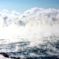Море в мороз! :: Ирина Серова