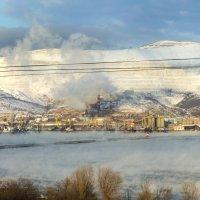Зима в Новоросе :: Александр Ткачёв