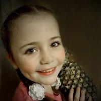 Любительница ананасов :: Валерий Талашов