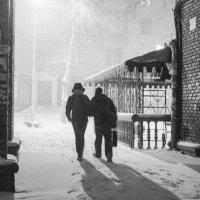 Танец снега :: Oleg Bugajew