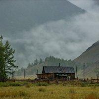 Где то в горах :: Николай Танаев