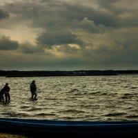 одинокая лодочка :: Наталия Квас