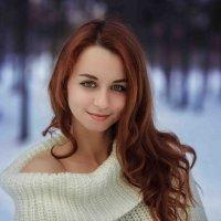 Настя :: Aleksei Gilev