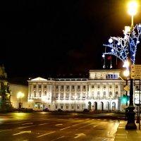 Мариинская площадь :: Владимир Гилясев