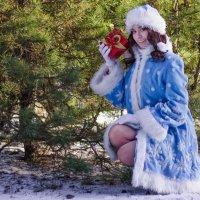Снегурочка Аннушка :: Tatsiana Latushko