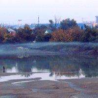 Дым над водой :: Алексей Меринов