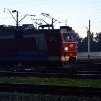 Поезд скорый :: Дмитрий Глухов