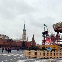 Каникулы на Красной площади :: Владимир Болдырев