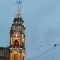 Думская башня :: Евгения Чередниченко