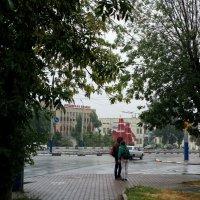 Под сенью дерева :: Николай Филоненко