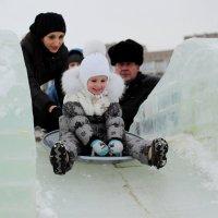 Весело на горке :: Дмитрий Арсеньев