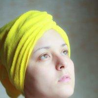Мой автопортрет :: Анастасия Нефедьева