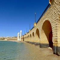Мост в Сахл Хашише. :: Чария Зоя
