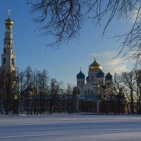 Николо-Угрешский монастырь. :: Владимир Иванов