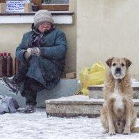 Бабушка на страже :: Василий Либко