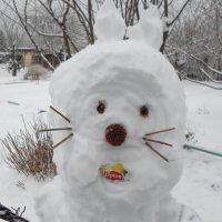 Снеговик-2015 :: BoxerMak Mak