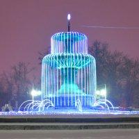 Фонтан света :: Валерий Кабаков