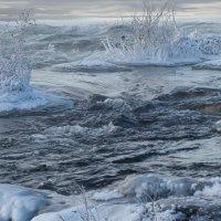 Ледяные острова :: Илья Костин