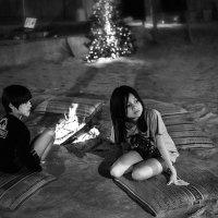 Новогодние дни в пустыне :: MVMarina