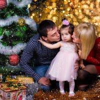 Семейное счастье :: Криcтина Байрамкулова