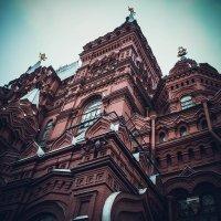 Красная площадь, дом 1 :: Антонина Шевчук