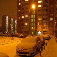 IMG_9597 - Ночь после Рождества :: Андрей Лукьянов