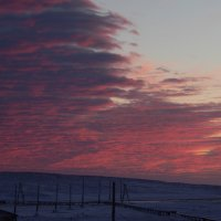 Облака при закате. :: Александр Тненны