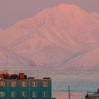 Розовые... горы... :: Александр Тненны