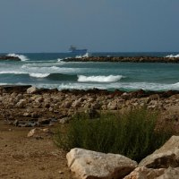 Морской пейзаж :: Leonid Korenfeld