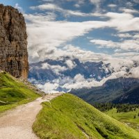 The Alps 2014 Italy Dolomites 37 :: Arturs Ancans